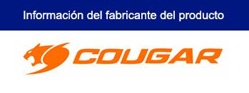 KIT COUGAR DEATHFIRE EX TECLADO MECANICO HIBRIDO + MOUSE GAMING 8 COLORES
