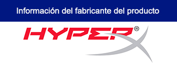 MEMORIA 4GB DDR3 HYPER X FURY BLUE BUS 1866MHZ
