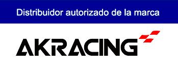 SILLA AK-RACING FIGHTING WOLF ROJO GAMER (PN:AK-ZL-BR)