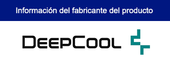 COOLER DEEP COOL GAMMAXX 300R LED RED PARA AMD  (PN:DP-MCH3-GMX300RD)