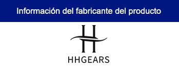 SILLA GAMER HHGEARS HH SM-115 NEGRO SM115_BK