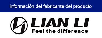 CASE LIAN LI PC-011 DYNAMIC XL ROG CERTIFIED WHITE